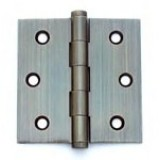 3.5 Inch Brass Hinges
