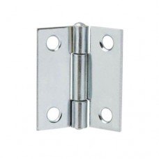"2"" x 1.5"" Residential Door Steel Hinge - Zinc Plated"