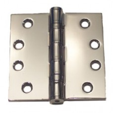 "4"" X 4"" X 3.3mm Commercial Steel Door Hinge"