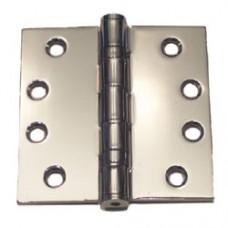"""4"""" X 4"""" X 3.3mm Commercial Steel Door Hinge"""
