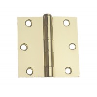 "3 ""x 3""x 2.0mm Steel Hinges"