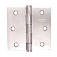 "3.5"" X 3.5"" X 2mm Stainless Steel Hinge"