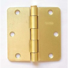3.5 inch and 3.5 inch steel hinges
