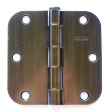 "3.5"" X 3.5"" X 2.2mm Residential Steel Hinge"