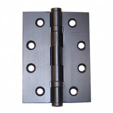 4 x 3 x 3mm Dark Oil Rubbed Bronze Finish Solid Brass Hinge