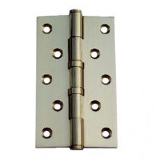 5 x 3 x 3mm Solid Brass Hinge