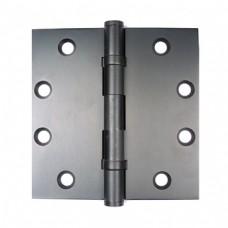 4.5inch x 4.5inch x 3.3mm Square Solid Brass Hinges DARK BRONZE
