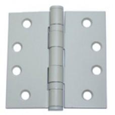 "4.5"" X 4.5"" X 3.4mm Commerical Grade White Paint Door Hinge"