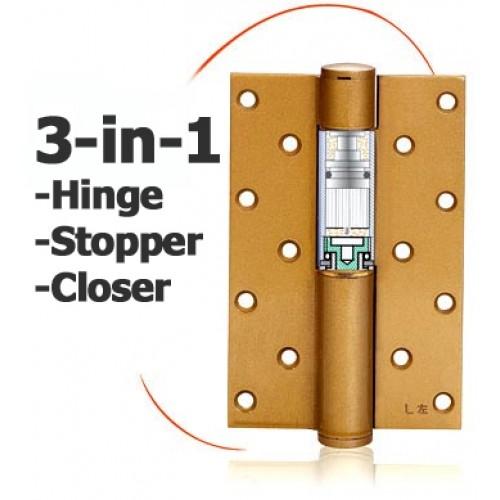 Door Hinge Stopper Amp Smart Stop Hinge Pin Door Stop Bronze