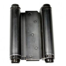 5 Inch Double spring Steel Hinge In Dark Oil Bronze Finish