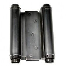 5 Inch Double spring Steel Hinge In Dark Oil Bronze Finish