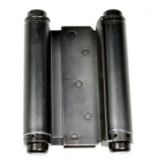 6 Inch Double spring Steel Hinge In Dark Oil Bronze Finish