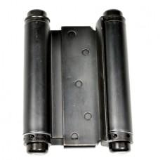 6 Inch Double spring Steel Hinge In Dark Oil Bronze Finish