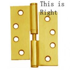"""4"""" x 3.5"""" Steel Loose Pin Hinge"""
