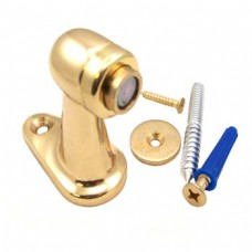 Solid Brass Magnetic Door Stopper